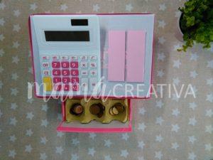 Caja registradora hecha en casa